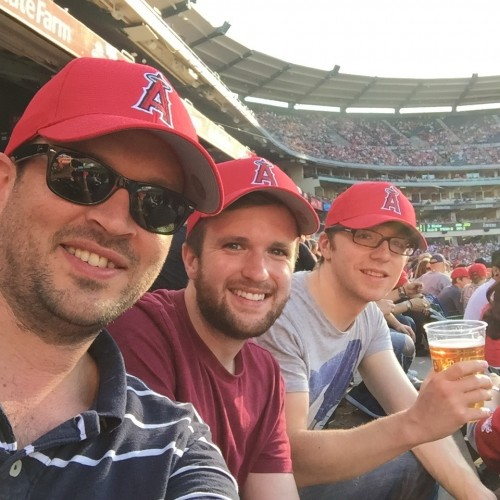 Take me out to the ball game…